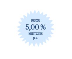 5,0 % Mietrendite trans